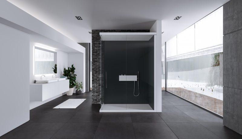 d'une cabine de douche : des possibilités supplémentaires