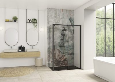 retromotief badkamer