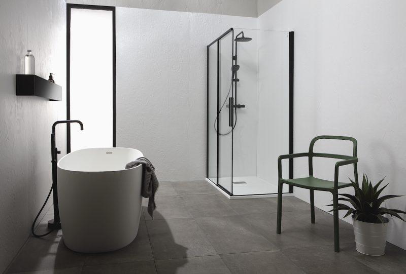 Style de salle de bain : minimaliste et moderne